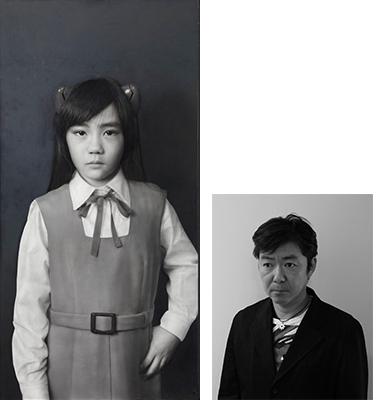 石黒賢一郎《ア〇〇的な》2015年 ホキ美術館
